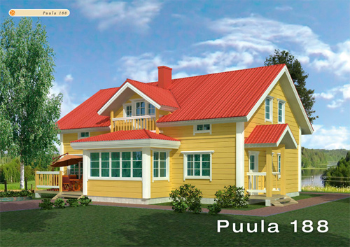 ArgonnBois  Maison Bois Finlandaise Puula