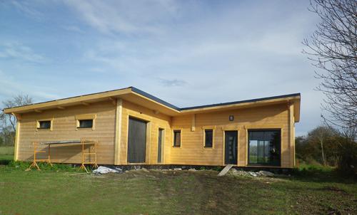 Argonn 39 bois maisons bois finlandaises for Maison en bois modele